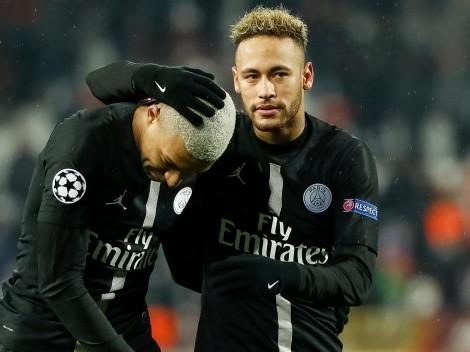 Meia do PSG explana como é a relação entre Neymar e Mbappé