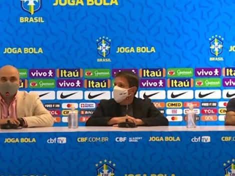 """Juninho Paulista crê em liberação de jogadores que atuam na Inglaterra: """"Nossa certeza é que dessa vez estaremos completos"""""""