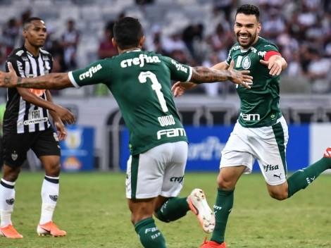 Palmeiras só venceu o Atlético-MG em BH uma vez nos últimos 10 anos; confira os números