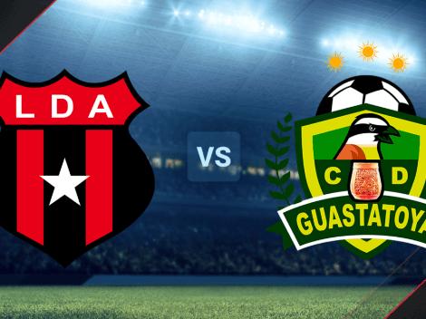 Alajuelense vs. Guastatoya EN VIVO por la Liga Concacaf 2021 | Octavos de final - Vuelta | Hora y canal de TV