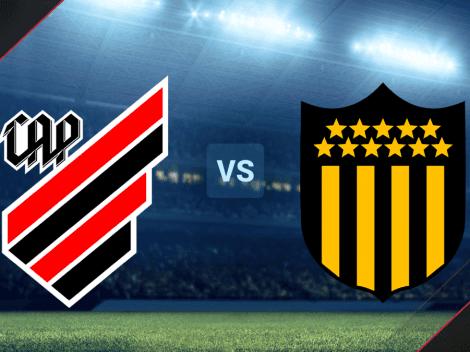 VER EN VIVO   Paranaense vs. Peñarol por la vuelta de las semifinales de la Copa Sudamericana