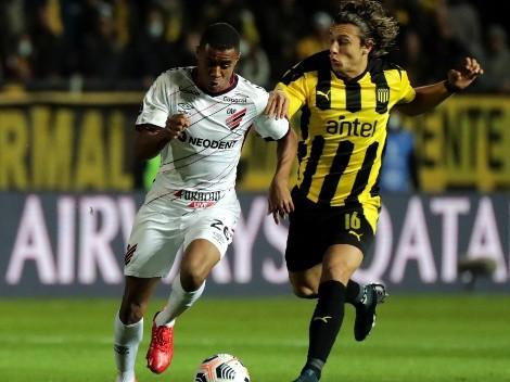 ◉ EN VIVO: Athletico Paranaense vs. Peñarol