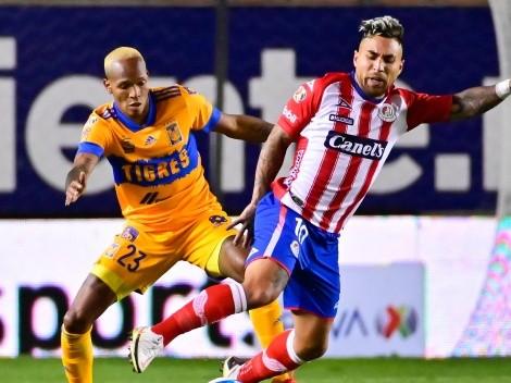 VER en USA   Atlético San Luis vs. Tigres UANL EN VIVO ONLINE: Pronóstico, horario, streaming y canal de TV para ver EN DIRECTO la Fecha 11 la Liga MX 2021