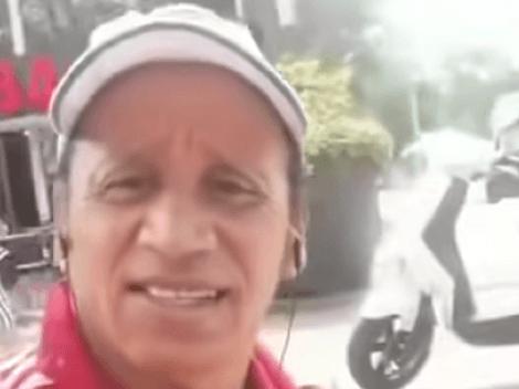 Anthony De Ávila rompe el silencio e insiste con su inocencia en Italia