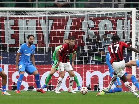 Em jogo disputado e com um a menos, Atlético de Madrid derrota o Milan no San Siro