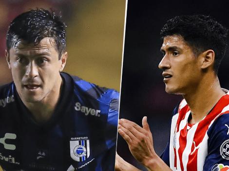 VER HOY en USA | Querétaro vs. Chivas Guadalajara EN DIRECTO: Pronóstico, horario, streaming y canal de TV para ver EN VIVO ONLINE la Fecha 11 de la Liga MX