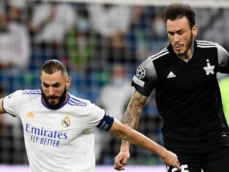La épica: FC Sheriff con Gustavo Dulanto venció al Real Madrid en la Champions League