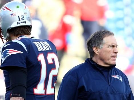 El padre de Brady afirmó que Bill Belichick quería ver retirado a TB12