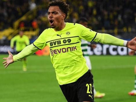 Borussia Dortmund cumplió: por la mínima venció a Sporting Lisboa y tiene puntaje perfecto