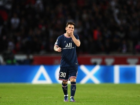 """La emoción de Messi tras su primer gol en el PSG: """"Tenía ganas ya"""""""