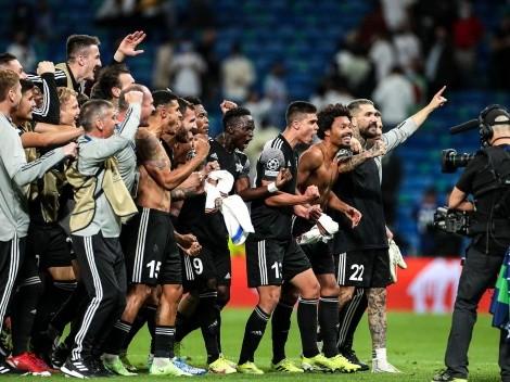 """Gustavo Dulanto, tras vencer al Real Madrid: """"Hoy no soy el mejor ni tampoco el más malo"""""""