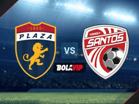 Plaza Amador vs. Santos Guápiles por la Liga Concacaf: horario y canales de TV para VER EN VIVO los octavos del final de VUELTA