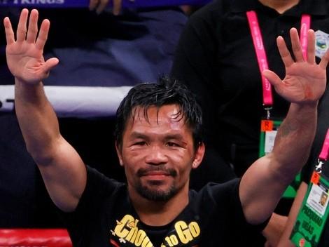 Tras el retiro, Canelo Álvarez habló de Manny Pacquiao