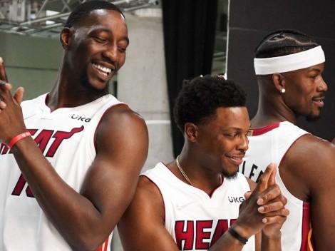 Para pelearle a Nets: La formación ideal del súper equipo de Miami Heat