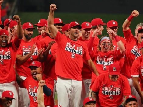 La hazaña de St. Louis Cardinals para meterse en la Postemporada de MLB 2021
