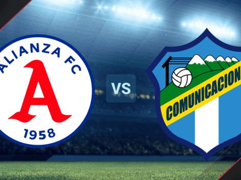 Alianza vs. Comunicaciones EN VIVO por la Liga Concacaf 2021 | Octavos de final - Vuelta | Hora y canal de TV