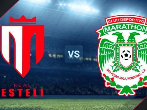 Real Estelí vs. Marathón EN VIVO por la Liga Concacaf 2021 | Octavos de final - Vuelta | Horario y canal de TV