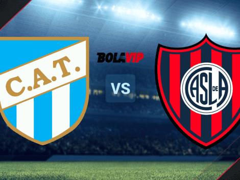 HOY EN DIRECTO | Atlético Tucumán vs. San Lorenzo | Día, hora y canales de TV para ver el juego por la Liga Profesional
