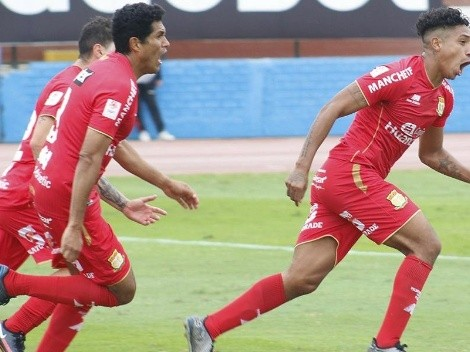 ◉ EN VIVO: Sport Huancayo vs. Alianza Universidad