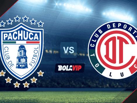 Qué canal transmite Pachuca vs. Toluca por la Liga MX Femenil