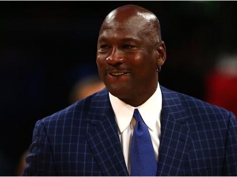 Michael Jordan y la subasta de su ropa interior usada ¡Se cuenta y no se cree!