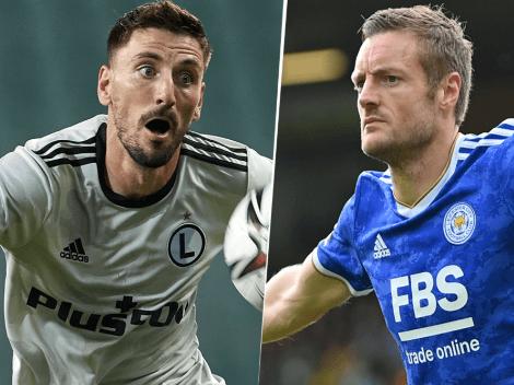 EN VIVO: Legia Varsovia vs. Leicester por la Europa League