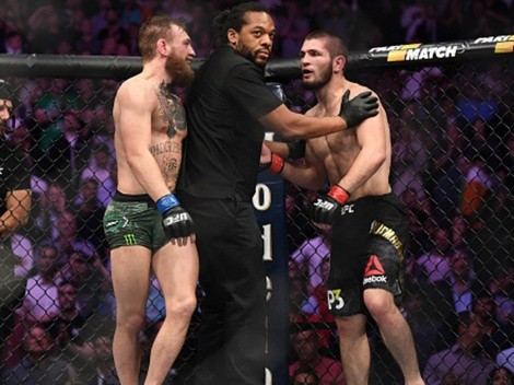 McGregor y Khabib encabezan el Top 10 de peleadores que ganan más millones de dólares en UFC