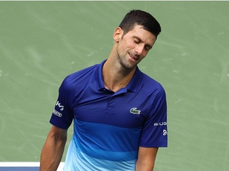 Novak Djokovic se baja del Masters 1000 de Indian Wells