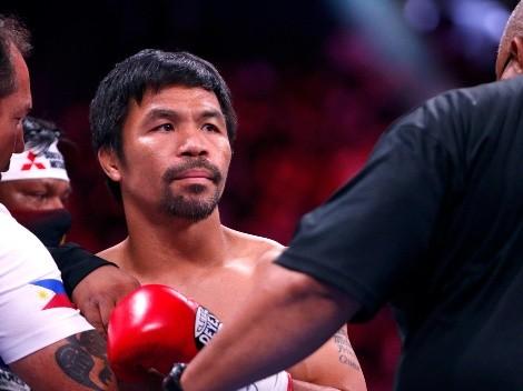 Un excampeón del mundo dijo que Manny Pacquiao lo usó de trampolín para enfrentar a un mexicano