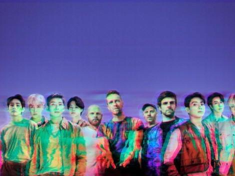 Coldplay y BTS estrenaron el video de My Universe