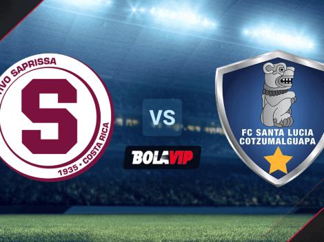 ◉ EN VIVO | Saprissa vs. Santa Lucia Cotzumalguapa por la Liga Concacaf en la Vuelta de los Octavos de Final | Hora y canal de TV