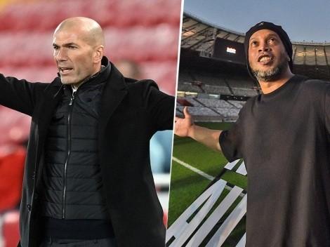 El club de 10ª división francesa que es apoyado por Zidane y Ronaldinho