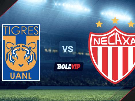 Cómo ver Tigres UANL vs. Necaxa por Liga MX: hora y canal de TV   Jornada 12 Apertura 2021