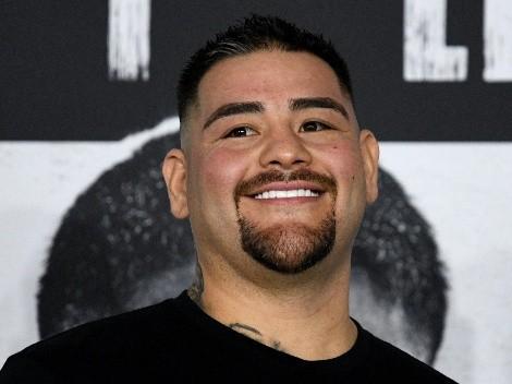 Andy Ruíz mencionó tres nombres posibles para su próxima pelea