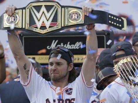El inesperado acuerdo firmado entre MLB y WWE