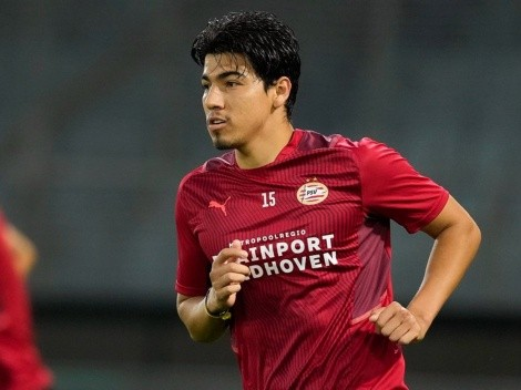 ¡Por fin! Erick Gutiérrez vuelve a tener minutos con el PSV