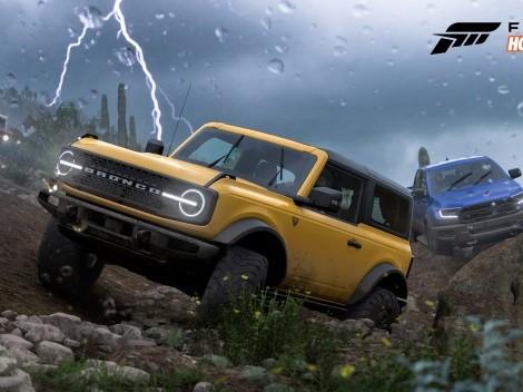 Forza Horizon 5 revela sus requisitos mínimos y recomendados en PC