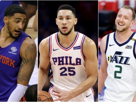 Curry tiene opciones: 3 jugadores para Warriors si Wiggins no se vacuna