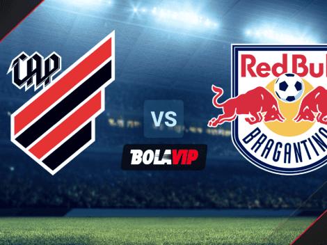 Athletico Paranaense vs. Red Bull Bragantino: día y horario de la FINAL de la Copa Sudamericana