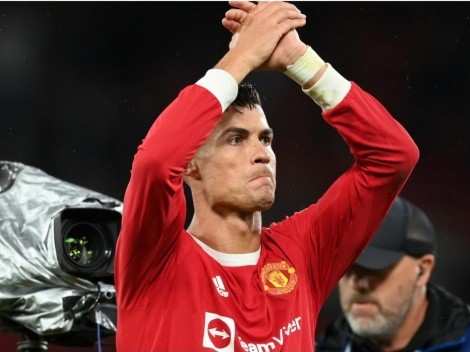 Cristiano al banco: los 11 de Manchester United vs Everton
