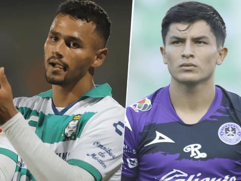 EN VIVO: Santos Laguna vs. Mazatlán por Liga MX