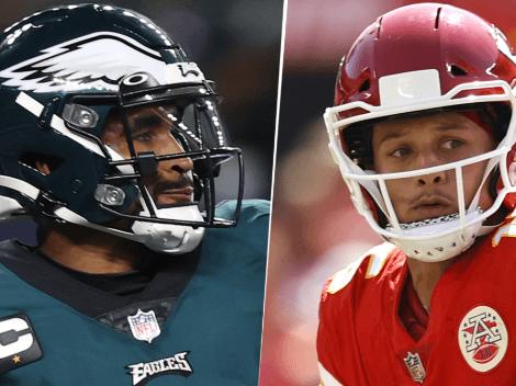 EN VIVO: Philadelphia Eagles vs Kansas City Chiefs | Pronóstico, horario, streaming y canal de TV para ver EN DIRECTO ONLINE la Semana 4 de la NFL 2021
