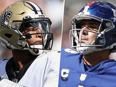 EN VIVO: New Orleans Saints vs. New York Giants   Pronóstico, horario, streaming y canal de TV para ver EN DIRECTO ONLINE la Semana 4 de la NFL 2021