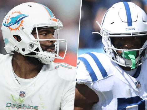 EN VIVO: Miami Dolphins vs. Indianapolis Colts   Pronóstico, horario, streaming y canal de TV para ver EN DIRECTO ONLINE la Semana 4 de la NFL 2021