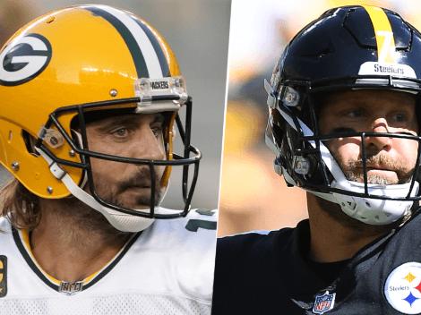 EN VIVO: Green Bay Packers vs. Pittsburgh Steelers | Pronóstico, horario, streaming y canal de TV para ver EN DIRECTO ONLINE la Semana 4 de la NFL 2021