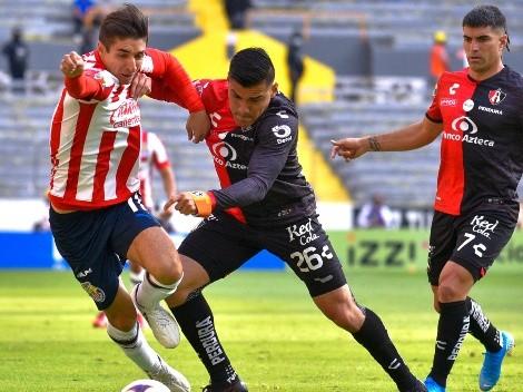 VER en USA | Chivas Guadalajara vs. Atlas EN DIRECTO: Pronóstico, horario, streaming y canal de TV para ver EN VIVO ONLINE la Fecha 12 de la Liga MX