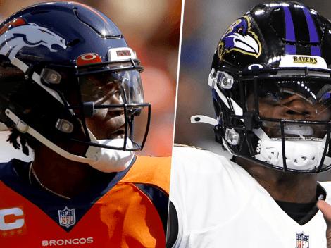 EN VIVO: Denver Broncos vs. Baltimore Ravens   Pronóstico, horario, streaming y canal de TV para ver EN DIRECTO ONLINE la Semana 4 de la NFL 2021