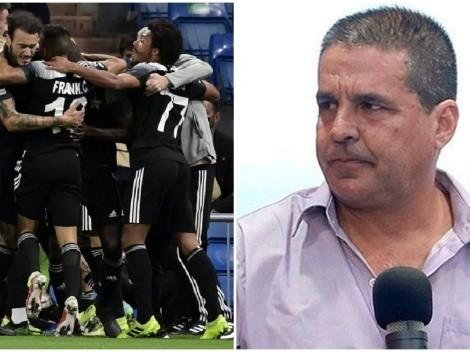 """Gonzalo Núñez cuestionó al Sheriff de Dulanto: """"No pasa nada, el Inter le va a meter tres"""""""