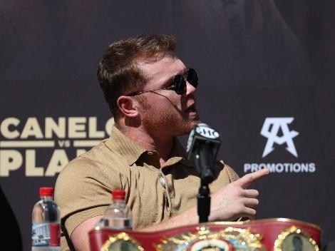 Timothy Bradley dijo quién le puede faltar el respeto a Canelo Álvarez