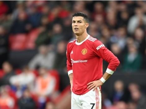 ¿Por qué Cristiano Ronaldo fue suplente ante Everton?